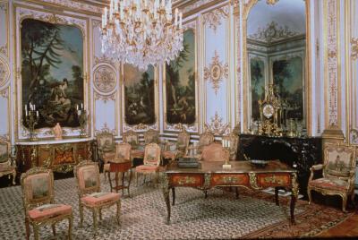 La Chambre De Monsieur Le Prince Dans Les Grands