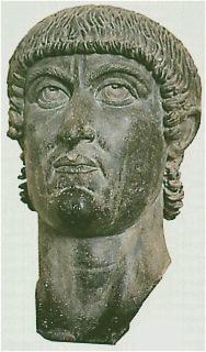 Constantin Ier, Constantin le Grand