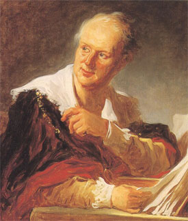 Biographie Denis Diderot