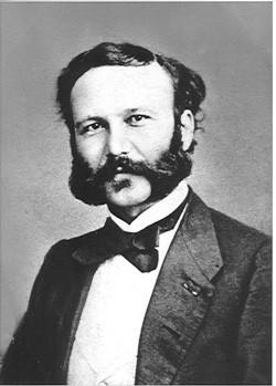 Biographie Henri Dunant