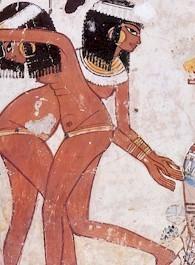 danseuses (fresques deThèbes)