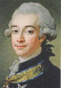 Biographie Axel von Fersen