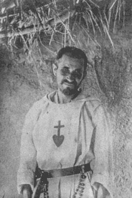 Le père Charles de Foucauld (15 septembre 1858, Strasbourg ; 1er décembre 1916) (L'Illustration, 1917)