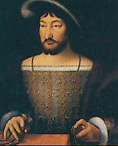 Francois Ier, portrait anonyme (musée Carnavalet)