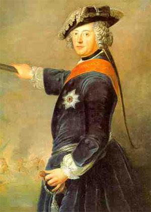 Frédéric II de Hohenzollern
