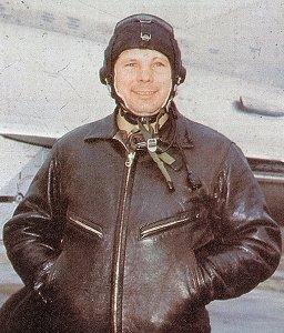 12 avril 1961 Un homme dans l'espace ! Gagarine