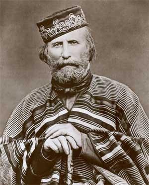Joseph Garibaldi âgé