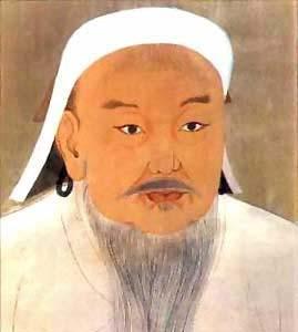 Gengis Khan, Témoudjin