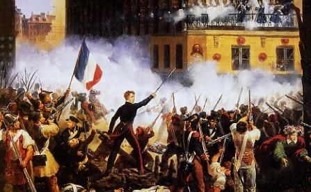 27-29 juillet 1830 - Les ordonnances de Juillet et la révolution des « Trois  Glorieuses » - Herodote.net