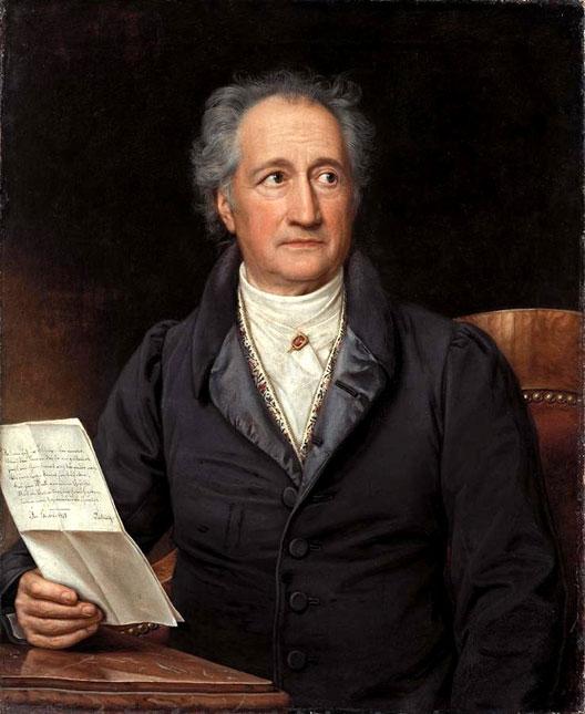 Biographie Johann Wolfgang Goethe