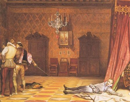 Image result for la mort du duc de guise