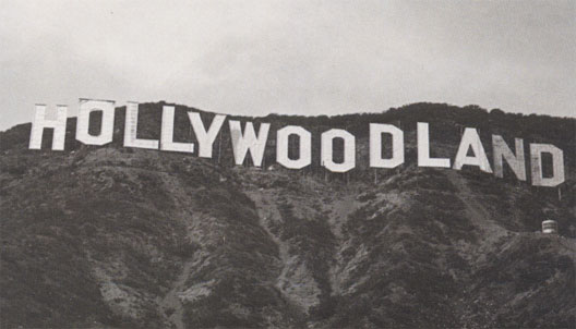 Hollywood (vers 1923)