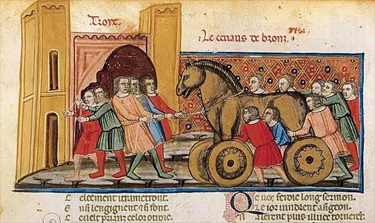 L'Iliade et l'Odyssée, 27 000 vers qui ont traversé les siècles