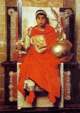 Les Chroniques du Jour : ça s'est passé un.....23 Août Honorius