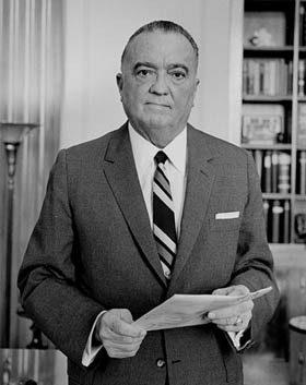 Biographie John Edgar Hoover