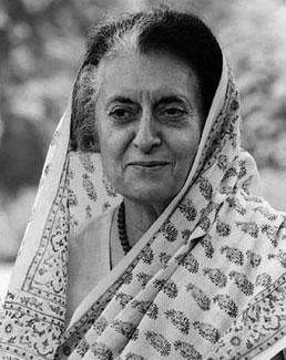 Indira Gandhi-Nehru