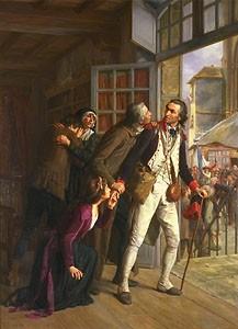 27 juin 1800 Mort du «Premier Grenadier de la République» LaTourdAuvergne