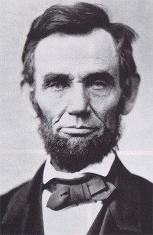 Biographie Abraham Lincoln