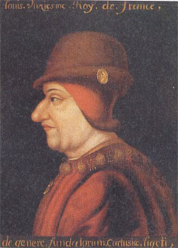 Biographie  Louis XI