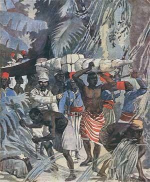 La mission Congo-Nil du capitaine Marchand