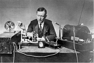 Les Chroniques du Jour : ça s'est passé un 12 Décembre Marconi