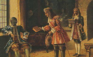Le masque de fer, vu par Alexandre Dumas