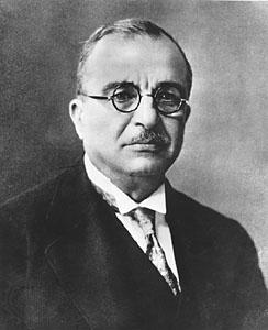 Biographie Ioannis Metaxàs