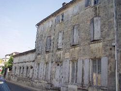 Maison natale de François Mitterrand à Jarnac (Charente)