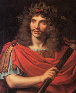 Biographie  Molière
