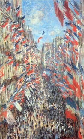 France, La fête nationale du 14 juillet