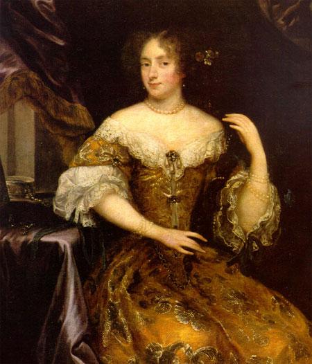 Biographie Françoise Athénaïs de Montespan