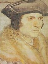 Sir Thomas More, par Holbein