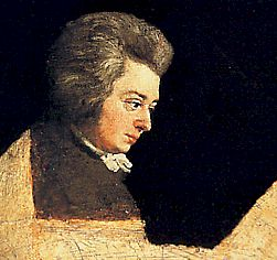 Biographie Wolfgang Theophilus Mozart