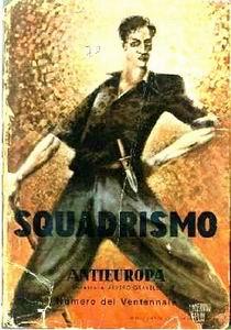 Publication fasciste typique des années 1920