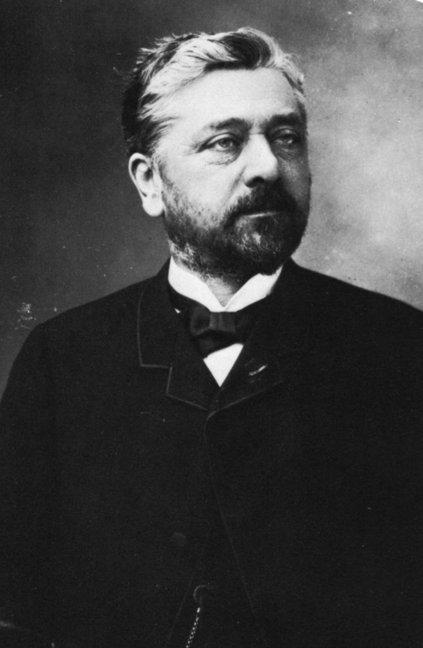Biographie Gustave Eiffel