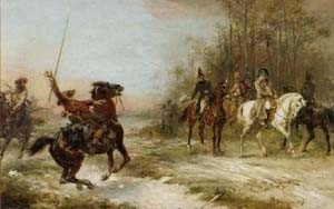 Les Chroniques du Jour : ça s'est passé un.....29 Janvier NapoleonBrienne