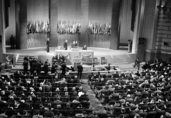Les organes de l'ONU