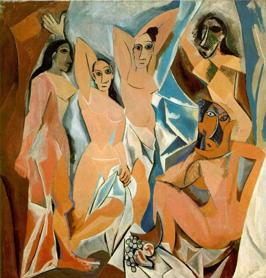 Picasso, 1907