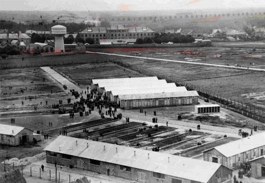 14 mai 1941 La «rafle du billet vert»  Pithiviers