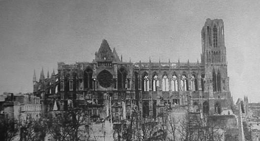 ça s'est passé un.....19 Septembre ! Reims_1914