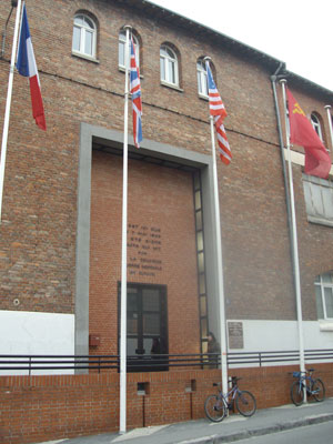 Musée de la reddition du 7 mai 1945 (Reims)