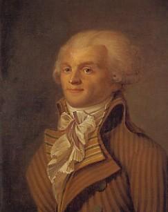 Biographie Maximilien Robespierre