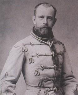 L'archiduc Rodolphe d'Autriche (Laxenbourg, 21 août 1858 – Mayerling, 30 janvier 1889)