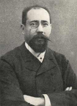 Maurice Rouvier (1842-1911)