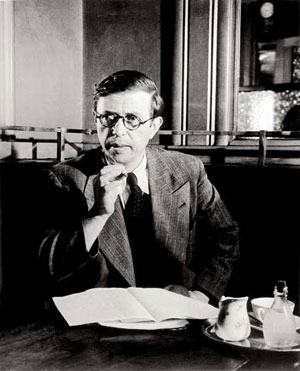 Biographie Jean-Paul Sartre