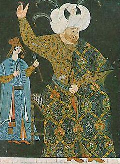 Le sultan Sélim II l'Ivrogne (1566-1574)