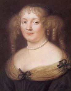Mme de Sévigné (portrait par Robert Nanteuil, musée Carnavalet)