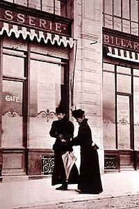 L'impératrice à Territet en septembre 1898 (archives de Montreux)