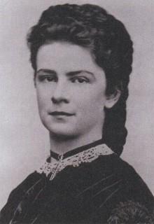 Élisabeth Amélie Eugénie de Wittelsbach, duchesse en Bavière, impératrice d'Autriche et reine de Hongrie (24 décembre 1837, Munich - 10 septembre 1898, Genève)