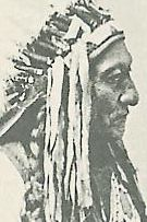 Le chef sioux Sitting Bull